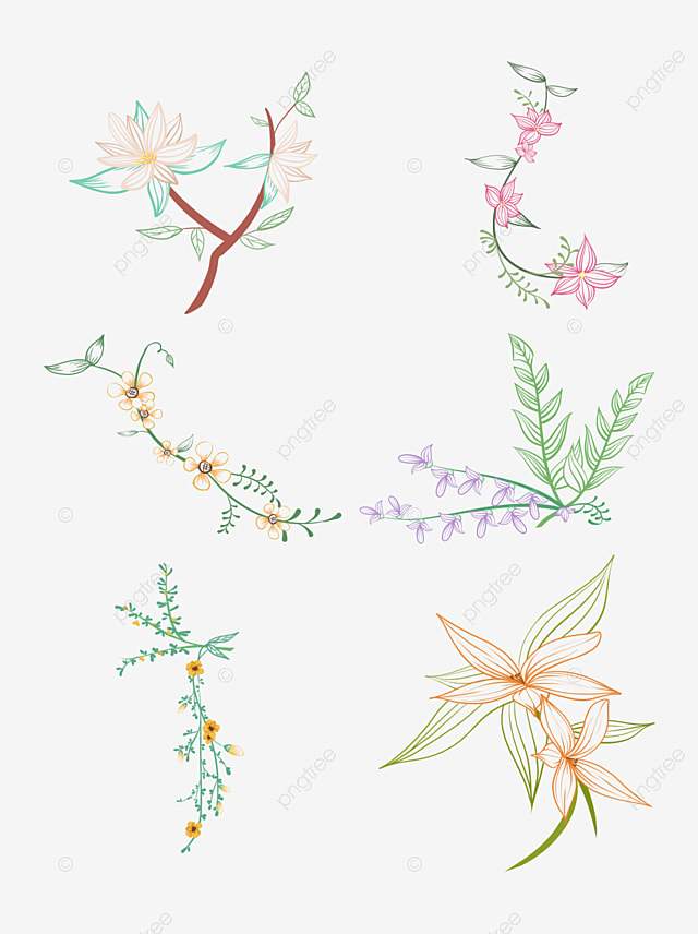 Lukisan Corak Bunga Simple Kata Kata