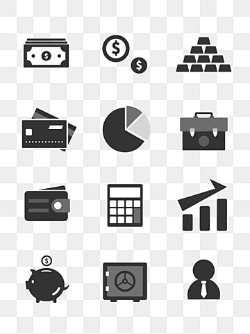 Finance Icon Png Images Vector And Psd Files Free Download On Pngtree