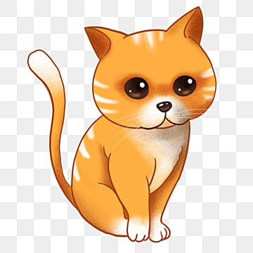 Cartoon Cat Png Images Vector And Psd Files Free Download On Pngtree