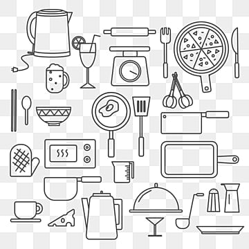 Cooking Icons Png Vector Psd And Clipart With Transparent