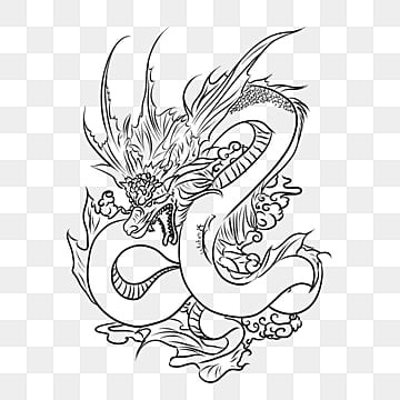 Chinese Dragon Png Images Vector And Psd Files Free Download On Pngtree