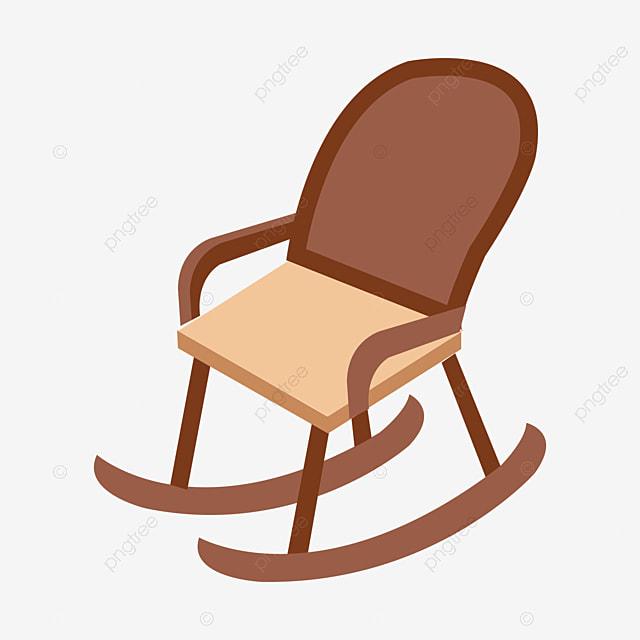 رسمت باليد الكرتون الكرسي الهزاز كرسي قديم كرسي كرسي رسمت