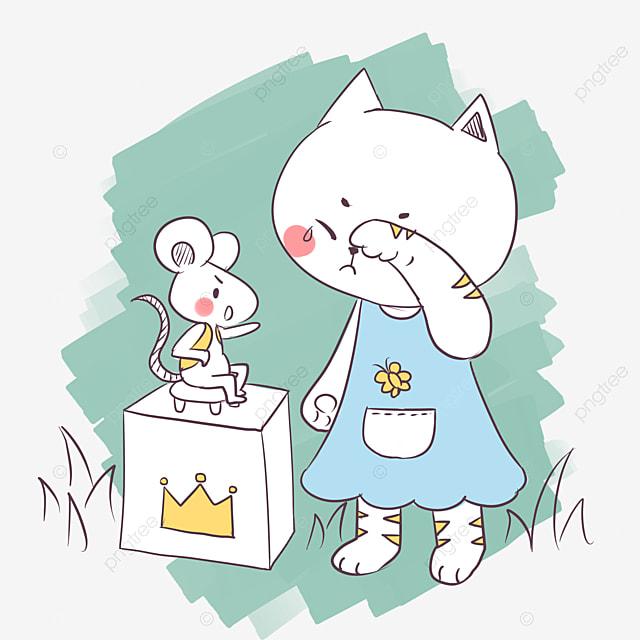 Unduh 87+  Gambar Kucing Kartun Hd Paling Keren Gratis