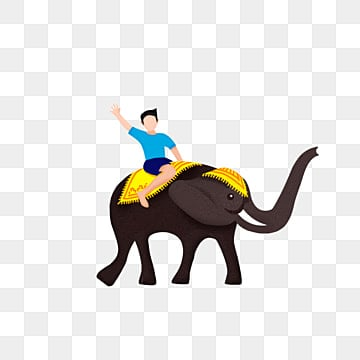 Decorative Pattern Tourism India Png Transparent Background India Elephant Man Ride Images Vector Psd Files ✓ free for commercial use ✓ high quality images. india elephant man ride