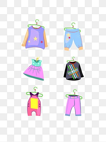 Kids Clothes Png Vector Psd And Clipart With Transparent Background For Free Download Pngtree