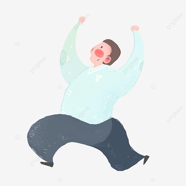 Kartun Anak Laki Laki Yang Lucu Digambar Tangan Karakter Kartun Pria Remaja Ilustrasi Karakter Karakter Indah Tangan Ditarik Elemen Kartun Clipart Tangan Clipart Anak Png Transparan Gambar Clipart Dan File Psd Untuk