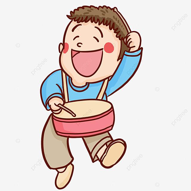 Bocah Kartun Lucu Yang Tersenyum Garis Karakter Anak Laki Laki Png Transparan Gambar Clipart Dan File Psd Untuk Unduh Gratis