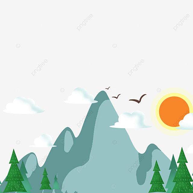 Dessin Anime Sommet De La Montagne Png Telecharger Clipart De Colline Collines Sommets Des Montagnes Fichier Png Et Psd Pour Le Telechargement Libre