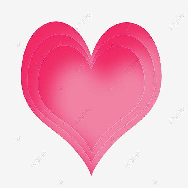 شكل قلب قلب حب شكل قلب وردي تجارة إلكترونية القلب الوردي المرسومة شكل القلب حب القلب Png وملف Psd للتحميل مجانا