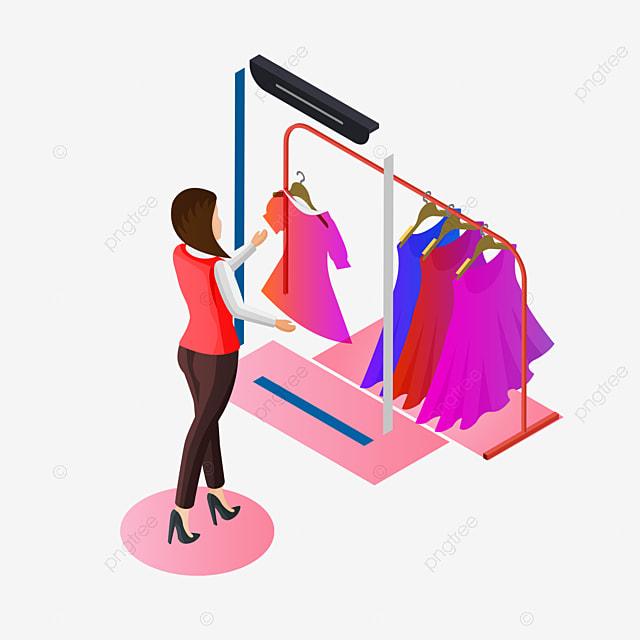 Buy Clothes Girls Buy Clothes Buy Clothes Cartoon ...