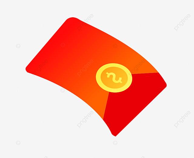 Holiday Tawaran Promosi Sampul Surat Merah Kartun Sampul Merah Tahun