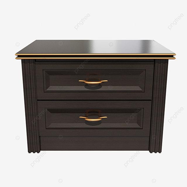 Maison Moderne Table De Chevet En Bois Massif Table De Chevet Meubles  Gratuit PNG Et PSD