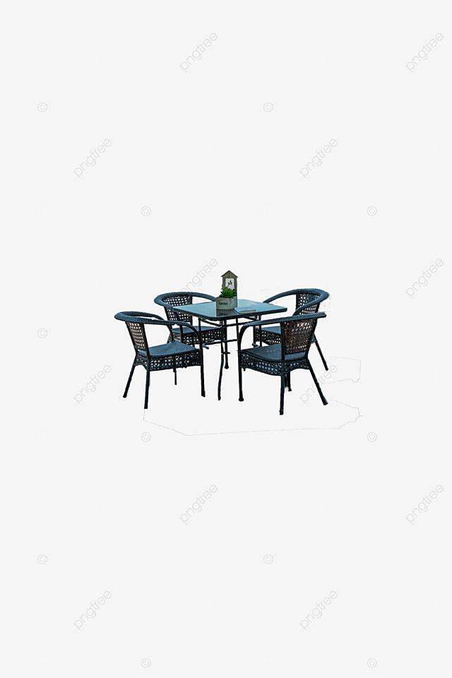 Tissé Les Équipées Noir Et De Avec Chaise Chaises Sont Tables vN0w8nOm