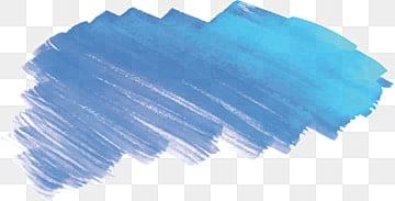 поле заголовка синей кистью, синий клипарт, вектор Png, Щетка PNG ресурс рисунок и векторное изображение