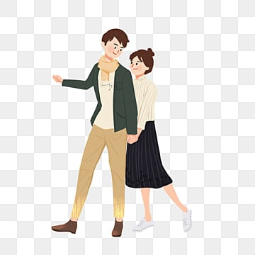 Cartoon Couple Png Images Vector And Psd Files Free Download On Pngtree