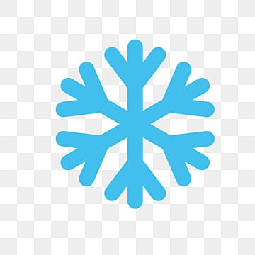 Cartoon Snowflake PNG Images | Vector and PSD Files | Free ...