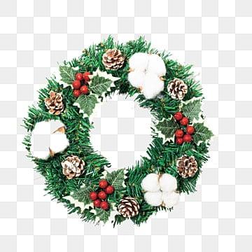 Christmas Garland PNG Images, Free Transparent Christmas Garland Download -  KindPNG