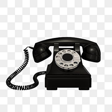 Old Telephone PNG Images | Vector and PSD Files | Free