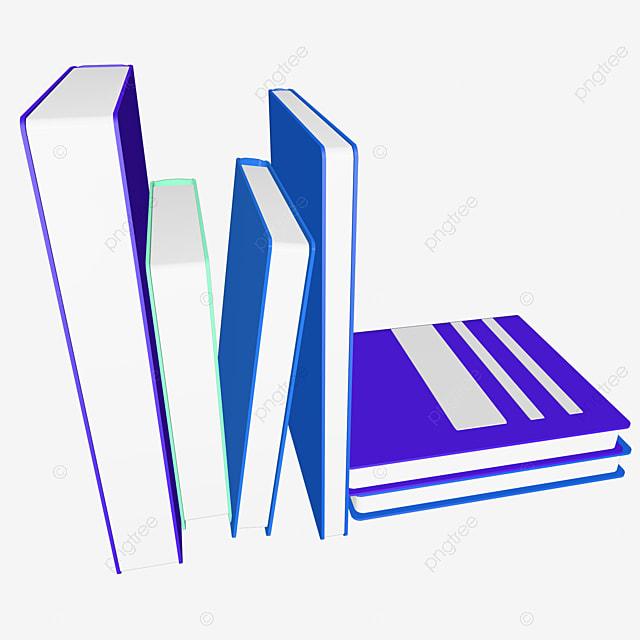 Book template c4d