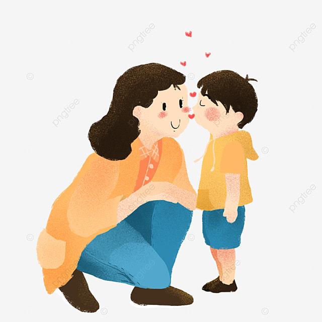 Bocah Kecil Yang Lucu Hari Ibu Imut Anak Laki Laki Png Transparan Gambar Clipart Dan File Psd Untuk Unduh Gratis