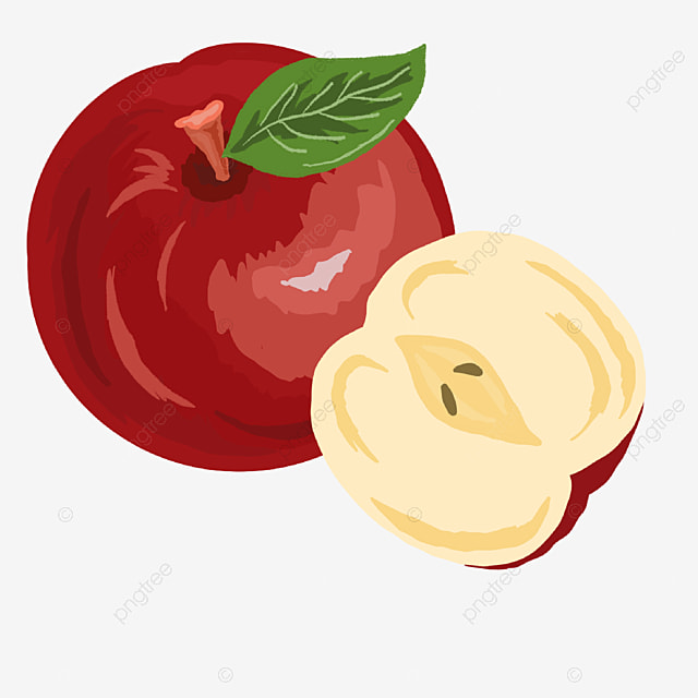 McIntosh Apple Red, Red delicious apples transparent background PNG clipart  | HiClipart