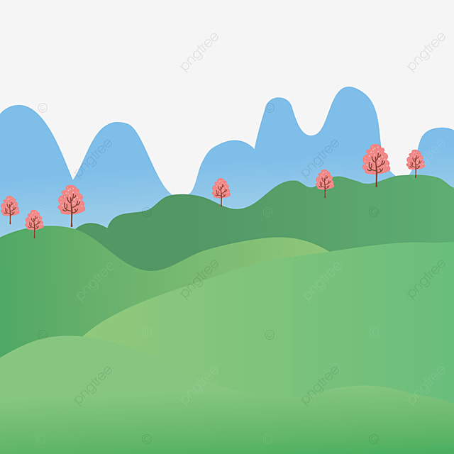 green plant field landscape elements green plant creative png and vector with transparent background for free download green plant field landscape elements