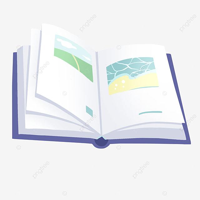 펼친 책 이미지
