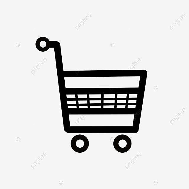 Shopping Cart Material Png Free Map, Shopping, Double Twelve ... on