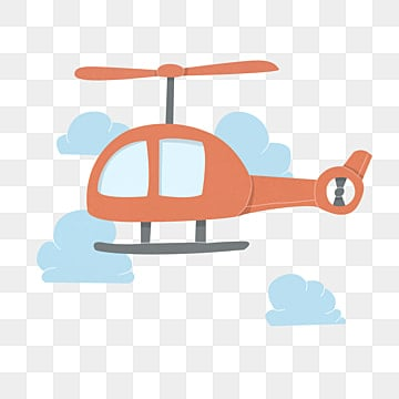 Cartoon Helicopter Png Images Vector And Psd Files Free Download On Pngtree