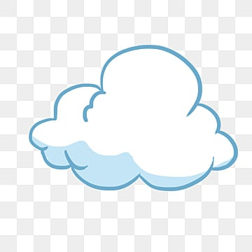 Cartoon Cloud Png Images Vector And Psd Files Free Download On Pngtree