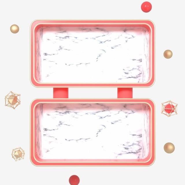 c4d merah emas kotak display bingkai produk rumah padat elemen kotak produk c4d marmer emas merah png transparan gambar clipart dan file psd untuk unduh gratis c4d merah emas kotak display bingkai