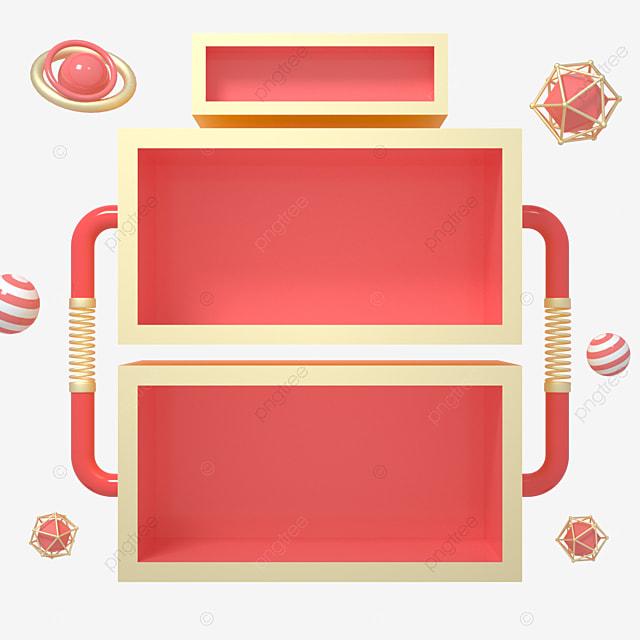 c4d kotak display bingkai produk tekstur emas tiga dimensi merah c4d emas merah tiga dimensi png transparan gambar clipart dan file psd untuk unduh gratis c4d kotak display bingkai produk