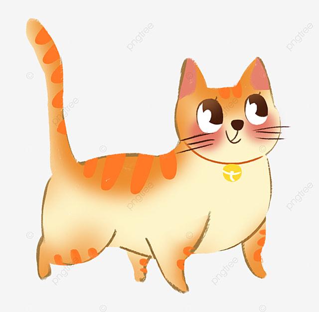 tangan ditarik kartun mata besar kucing elemen gesper gratis kartun kreatif ilustrasi kreatif ilustrasi kartun png transparan gambar clipart dan file psd untuk unduh gratis pngtree
