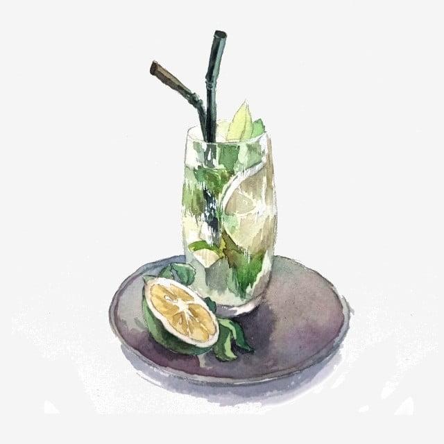 Summer Ice Tea Lemonade Is Good For Summer Heat, Lemon Ice