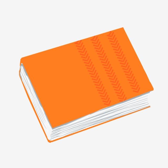 Оранжевая книга картинка