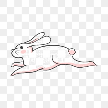Free Bunny Clipart Bunny Clipart Issue Fast Free Vector - European Rabbit -  Png Download (#1926270) - PinClipart