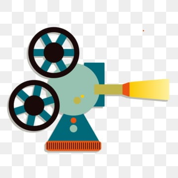 Film Projector Png, Vector, PSD, and Clipart With