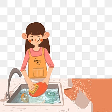 Wash Dishes Png Images Vector And Psd Files Free