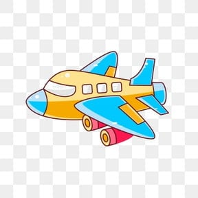 Cartoon Plane Png Vector Psd And Clipart With Transparent