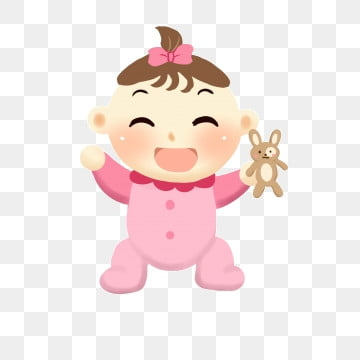 Baby Girl Png Vector Psd And Clipart With Transparent