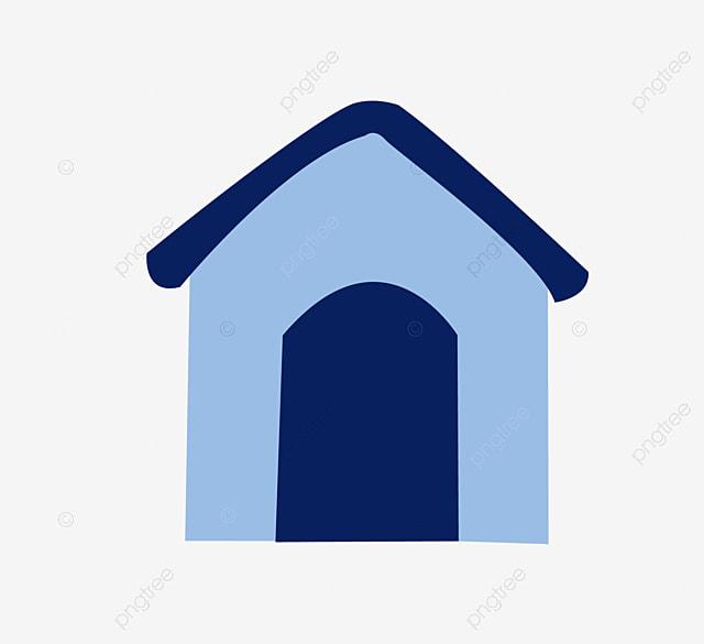 Gambar Bahan Vektor Kartun Rumah Biru Rumah Kartun Biru Rumah Rumah Biru Png Dan Vektor Dengan Latar Belakang Transparan Untuk Unduh Gratis