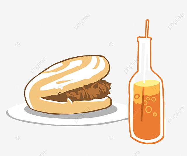 Makanan Ringan Klip Daging Makanan Kartun Makanan Klip Daging Fail
