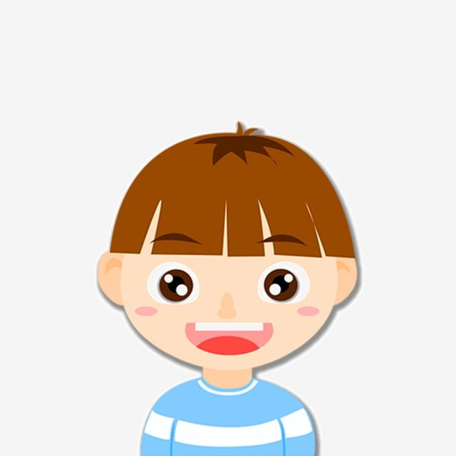 Cute Little Boy Boy Cartoon Illustration Creative Cartoon Download Png Transparent Clipart Image And Psd File For Free Download