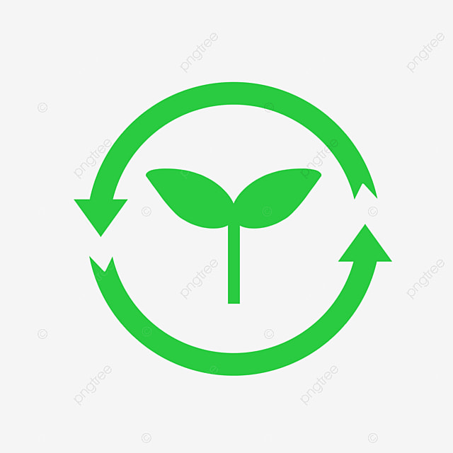Green Tree Planting Environmental Cycle Diagram Green Tree