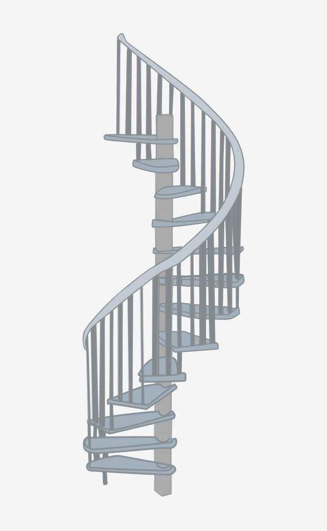 Escalier Intérieur Escalier Gris Bel Escalier Escalier ...