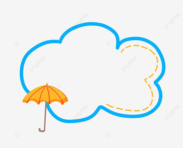 7125ae93d Commercial use resource. Upgrade to Premium plan and get license  authorization.UpgradeNow. Umbrella border decoration illustration, Blue ...