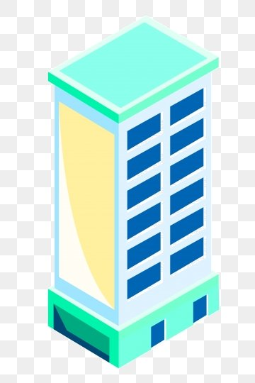 Cartoon Office Building Png Vector Psd And Clipart With Transparent Background For Free Download Pngtree
