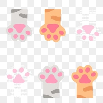 Cat Paw Png Images Vector And Psd Files Free Download On Pngtree Dog paw illustration, dog cat paw animal track footprint. cat paw png images vector and psd