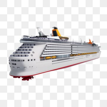 Three dimensional exquisite cruise ship png, Three-dimensional, Texture, Exquisite PNG and PSD