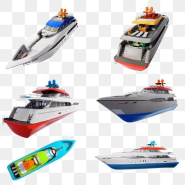 Three dimensional exquisite ship cover diagram png, Sea, Sailing, Small Boat PNG and PSD